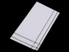 Pamut gyászzsebkendő  Zsebkendők