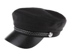 Siltes sapka - Fekete