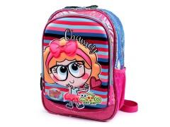 Kislány csillám design hátizsák Gyerek táska, pénztárca