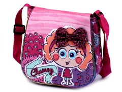 Kislány oldaltáska Gyerek táska, pénztárca