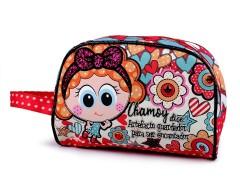Kislány neszeszer Gyerek táska, pénztárca