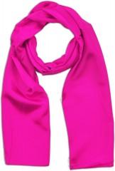Zsorzsett szatén női sál - Pink