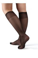 Economy krepp térdfix 20 den - 5 pár Női zokni, harisnya, pizsama