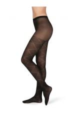 Amanda mintás 60 den harisnyanadrág Női zokni, harisnya, pizsama