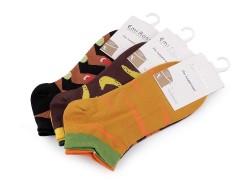Happy unisex titokzokni - 3 db/csomag Női zokni, harisnya, pizsama
