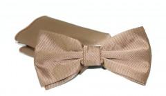 Goldenland csokornyakkendő szett - Capuccino Szettek