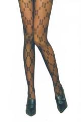 Judita mintás 20 DEN harisnyanadrág Női zokni, harisnya, pizsama