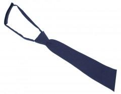 Minimatt női tépőzáras nyakkendő - Sötétkék Női nyakkendők, csokornyakkendő