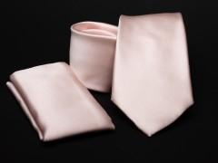 Prémium nyakkendő szett - Púder Nyakkendő szettek