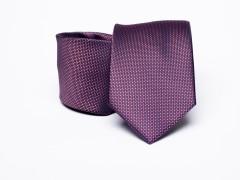 Prémium nyakkendő -  Lila aprómintás Aprómintás nyakkendő