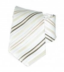 Newsmen gyerek nyakkendő - Drapp-ecru Gyerek nyakkendők
