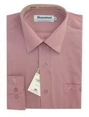 Newsmen h.u normál ing - Lazac Egyszínű ing