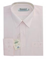Newsmen h.u normál ing - Halványrózsaszín Egyszínű ing