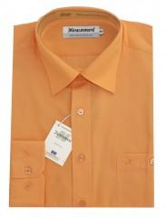 Newsmen h.u normál ing - Őszíbarack Egyszínű ing