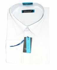 Goldenland extra hosszúujjú ing - Fehér Hosszúujjú ingek