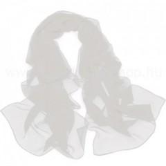 Muszlin női kendő - Fehér