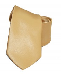 NM szatén nyakkendő - Óarany