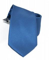 NM szatén nyakkendő - Kék