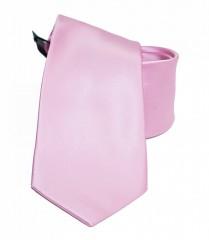 NM szatén nyakkendő - Rózsaszín