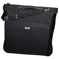 Vállra akasztható öltönytartó táska - Fekete Tárolás, Tisztítás