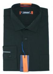 Goldenland hosszúujjú ing - Fekete Normál fazon