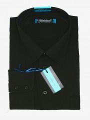 Goldenland extra hosszúujjú ing - Fekete Hosszúujjú ingek