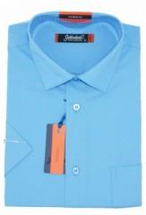 Goldenland rövidujjú ing - Kék Rövidujjú ingek