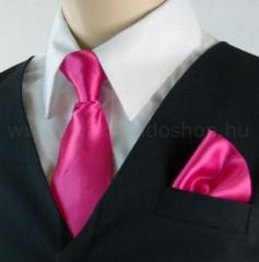 Gyerek nyakkendő szett - Pink Szettek
