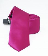NM slim szatén nyakkendő - Pink