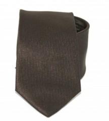 Goldenland gyerek nyakkendő - Sötétbarna Gyerek nyakkendők
