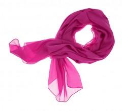 Női muszlin kendő - Pink Női sálak, kendők