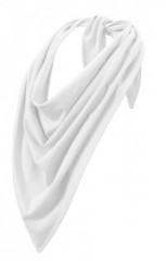 Pamut női kendő - Fehér