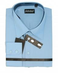 Goldenland extra hosszúujjú ing - Világoskék Hosszúujjú ingek