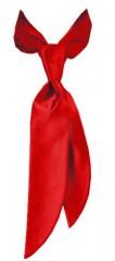 Zsorzsett női nyakkendő - Piros Női nyakkendők, csokornyakkendő