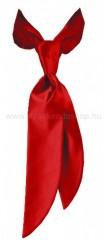 Zsorzsett női sálkendő - Piros Női nyakkendők