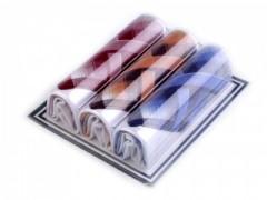Zsebkendő csomag - 3 db Pamut zsebkendő