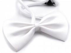 Csokornyakkendő - Fehér Csokornyakkendők