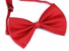 Csokornyakkendő díszdobozban - Piros Csokornyakkendők