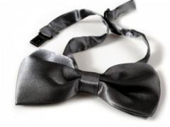 Csokornyakkendő - Ezüst Csokornyakkendők