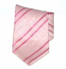 G.L selyemnyakkendő  - Rózsaszín csíkos