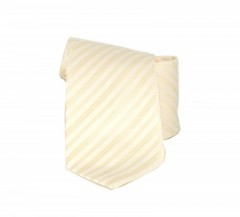 Classic prémium nyakkendő dísztasakban - Arany csíkos Csíkos nyakkendő