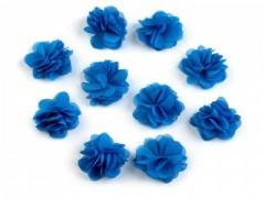 Tüll virág - Azúrkék