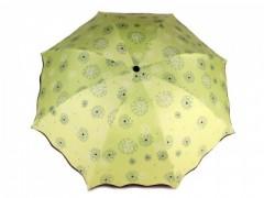 Női esernyő - Almazöld mintás Esernyő