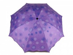 Női esernyő - Lila mintás Esernyő