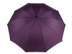 Női nagy összecsukható esernyő - Lila Esernyő