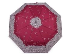 Női mintás esernyő - Piros Esernyő