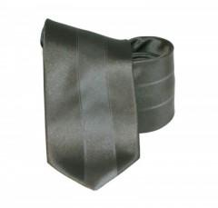Classic prémium nyakkendő - Fekete csíkos