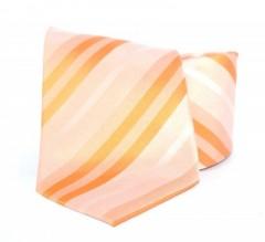 G.L selyemnyakkendő  - Aranysárga csíkos Selyem nyakkendők