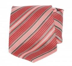 Goldenland nyakkendő - Piros csíkos