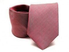 Prémium nyakkendő -  Piros Aprómintás nyakkendők